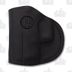 1791 Gunleather Stealth Black Right Hand 2-Way Multi-Fit IWB Concealment Holster Size 4