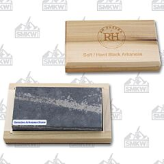 RH Preyda Soft/Hard Arkansas Stone Combo