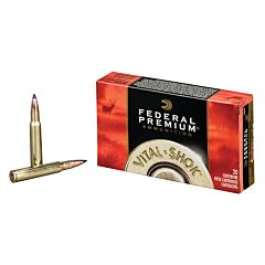 Federal Power-Shok 30-06 Springfield 150 Grain Soft Point 20 Rounds