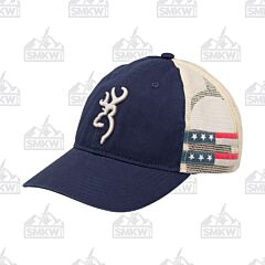 Browning Stars and Stripes Women's Cap