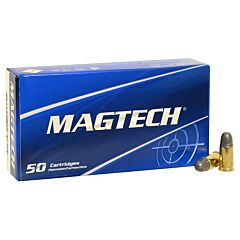 Magtech Sport 32 S&W 85 Grain Lead Round Nose 50 Rounds