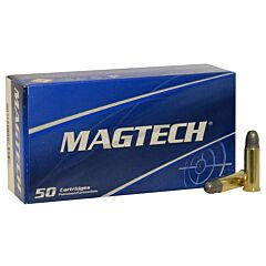 Magtech Sport 32 S&W Long 98 Grain Lead Round Nose 50 Rounds