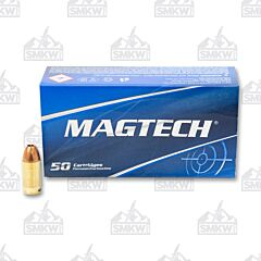 MAGTECH 380 ACP 95 Grain Jacketed Hollow Point 50 Rounds