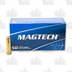 MAGTECH 38 SPECIAL 125 Grain Full Metal Jacket 50 Rounds