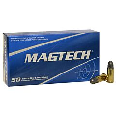 Magtech Sport 38 S&W 146 Grain Lead Round Nose 50 Rounds