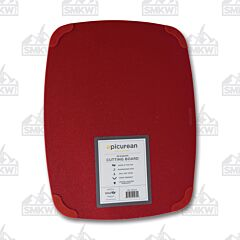 "Epicurean Red Cutting Board 14.25""x11.25"""
