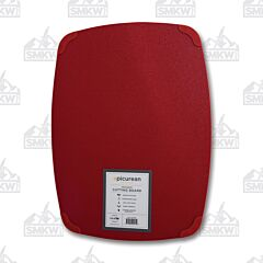 "Epicurean Red Cutting Board 17.5""x13"""