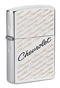 Zippo Chevrolet Script Logo Lighter