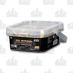 Blazer Brass 9mm 115 gr FMJ Round Nose Brass Case 250 Rounds