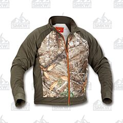 Arctic Shield Heat Echo Loft Hybrid Jacket Realtree Edge Camo