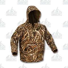 Arctic Shield Heat Echo Light Performance Hoodie Realtree Max-5 Camo