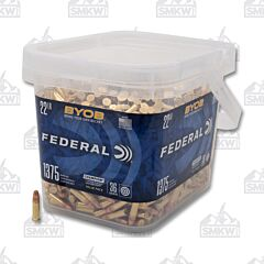 Federal Champion 22 Long Rifle 36 Grain 1375 Rounds