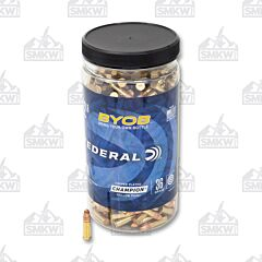 Federal Champion BYOB 22 LR 36 Grain Copper Plated Hollow Point 450 Rounds