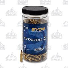 Federal 17 Hornady Magnum Rimfire 17 Grain 250 Rounds