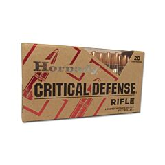 Hornady Critical Defense 223 Remington 73 Grain Flex Tip Expanding 20 Rounds