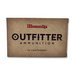 Hornady Outfitter 270 Winchester 130 Grain Polymer Tip 20 Rounds