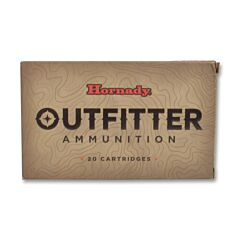 Hornady Outfitter 7MM Remington Magnum 150 Grain GMX Lead Free 20 Rounds
