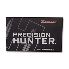 Hornady Precision Hunter 28 Nosler 162 Grain ELD-X 20 Rounds