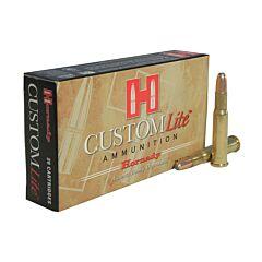 Hornady Custom Lite 30-30 Winchester 150 Grain Round Nose 20 Rounds