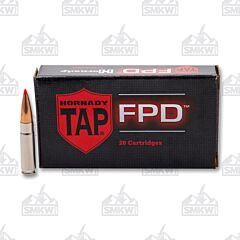 Hornady Tap FPD 300 AAC Blackout/Whisper 208 Grain AMAX 20 Rounds