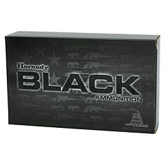 Hornady Black 308 Winchester 155 Grain Polymer Tipped Hollow Point 20 Rounds