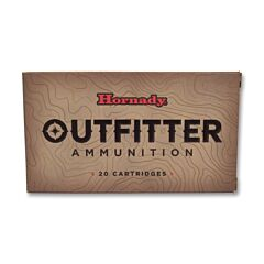 Hornady Outfitter 6.5 Creedmoor 120 Grain Polymer Tip 20 Rounds