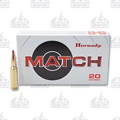 Hornady Match 224 Valkyrie 88 Grain ELD Match 20 Rounds