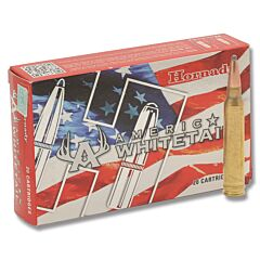 Hornady American Whitetail 300 Winchester Magnum 150 Grain Interlock Spire Point 20 Rounds