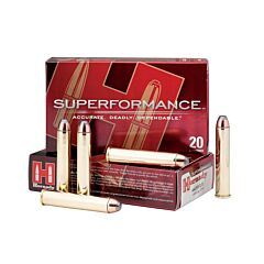 Hornady Superformance 444 Marlin 265 Grain Flat Nose 20 Rounds