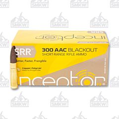 Inceptor Sport Utility 300 AAC Blackout 88 Grain 50 Rounds