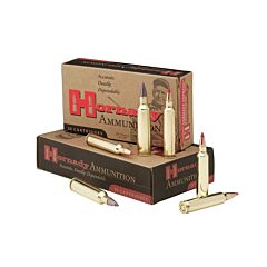 Hornady Varmint Express 22-250 Remington 50 Grain V-Max 20 Rounds