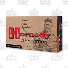 HORNADY 6.8MM REM Special Purpose Cartridge 100 Grain  Gilding Metal eXpanding