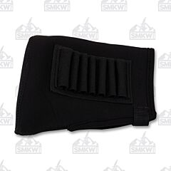 AA&E Leathercraft Rifle Neoprene Recoil Pad Black
