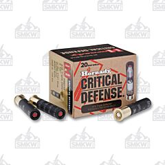 "Hornady Critical Defense 410 Gauge 2.5"" Lead 2 Round Balls/1 Slug 35 Cal/41 Cal 20 Rounds"