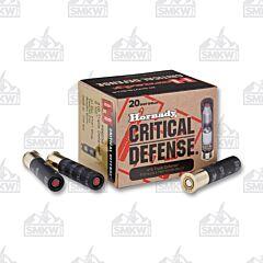 "Hornady Critical Defense 410 Gauge 2.5"" Lead 2 Round Balls/1 Slug 35 Cal/41 Cal 20 Rounds"