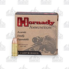 Hornady Custom 9mm Luger 124 Grain XTP Jacketed Hollow Point 25 Rounds