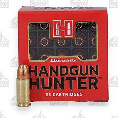 Hornady Handgun Hunter 9MM +P 115 Grain Monoflex 20 Rounds