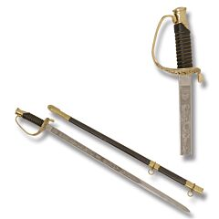 United States Foot Officer Sword
