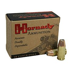 Hornady Custom 45 ACP 200 Grain XTP Jacketed Hollow Point 20 Rounds