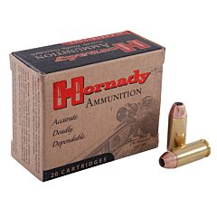Hornady Custom 10 MM 180 Grain XTP Jacketed Hollow Point 20 Rounds