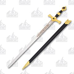 Star of David Sword