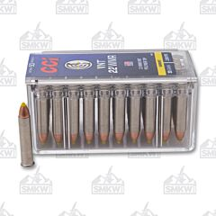 CCI VNT 22 Winchester Magnum Rimfire 30 Grain Polymer Tip 50 Rounds