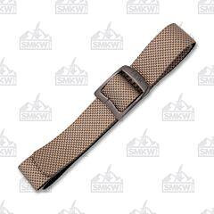 Huk Khaki Solid Webbing Belt