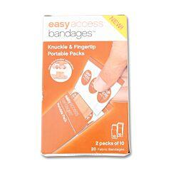 Adventure Medical Kit Fabric Knuckle and Finger Bandages Model 0095-2001
