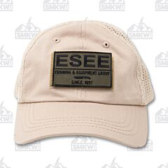 ESEE Khaki Adventure Cap