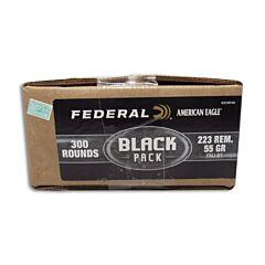 Federal American Eagle 223 Remington 55 Grain Full Metal Jacket 300 Rounds