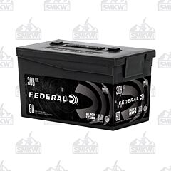 Federal Black Pack 308 Winchester 150 Grain Jacketed Soft Point 60 Rounds