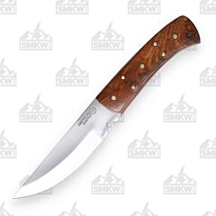 American Hunter Patch Knife Rosewood