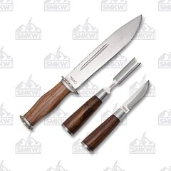 American Hunter Bowie Set