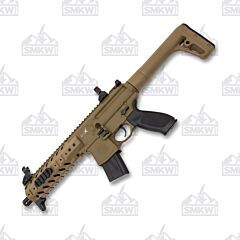 Sig Sauer MPX Advanced Sport Pellet Air Rifle FDE